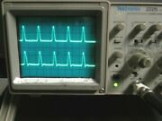 Analog Oscilloscope 50 Mhz Tektronix 2225 Refurb And Calibrated Probes Included