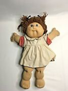 Vintage Original Coleco 1983 Girl Cabbage Patch Doll Signed Xavier Roberts