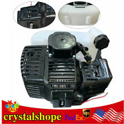 49cc 2 Stroke Engine Motor Pull Start Pocket Bike Scooter Atv Choppers Tricycle