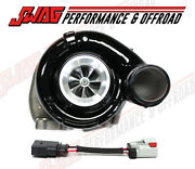 New He351ve Turbo With He300vg Adapter For 13-18 Cummins 6.7l Diesel Truck