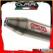Silenziatore Gpr Can Am Can Am Outlander 1000 V-twin Passo Corto Short Chassis