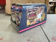Oregon Trail Sexy Girl Cans In 6 Pack Holder Raspberry Wheat High Noon Saloon