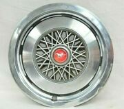 1974 1975 1976 1977 1978 Ford Mustang Hubcap 13 Wheel Cover