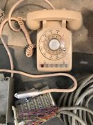 Bell System Western Electric 5 Line Office Rotary Telephone System