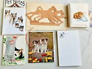 Vintage Stationery Hallmark Greeting And Note Cards Paper Tom Best Unused Dogs Lot