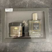 The Art Of Shaving Oud Suede Cologne 3.3oz And Shave Cream Value 155. New