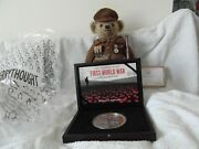 Very Rare The Centenary Of Ww1 10oz Silver Proof Andpound50 Coin Ltd Ed Only 100.