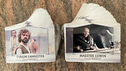Game Of Thrones Valyrian Steel Platinum Complete Set 100 Cards 1/35