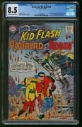 Brave And The Bold 54 Comic Cgc Vfn Plus Dc Comics First Teen Titans