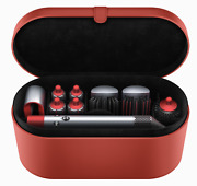 Dyson Airwrap Andtrade Complete Nickel / Red Limited Quantity Red Model Japan Limited