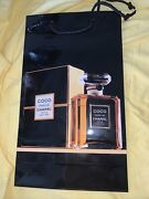Coco Black Gift Bags -never Used