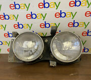 1963 Ford Galaxie Country Squire Station Wagon Left Driverside Headlight Oem