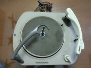 Telefunken Tw501 Turntable Record Player From Console Cabinet Stereo