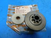 New Clutch Drum 1/4 For Stihl Chainsaw 020t Ms200t 1129 007 1002 Box1293c