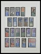 Lot 33170 Stamp Collection Italy Advert Stamps 1924-1925.