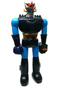 Vintage Retro 70and039s Shogun Warriors Mazinger Space Robot Figure 24and039 By Mattel Toy