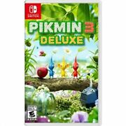 Pikmin 3 Deluxe Nsw