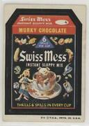 1973-74 Topps Wacky Packages Series 5 Swiss Mess 0s4