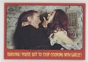 1976 Topps Shock Theater Printed In Usa Gray Back Darling 44 C9a