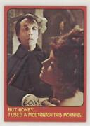 1976 Topps Shock Theater Printed In Usa Gray Back But Honey… 46 C9a