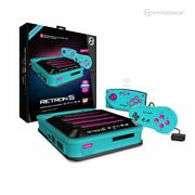 Retron 5 Hyper Beach Special Edition Plays 10 Systems - Ntsc And Pal