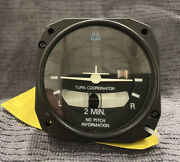 Electronic Gyro Corp. Turn And Slip Indicator [p/n 1394t100-5y]
