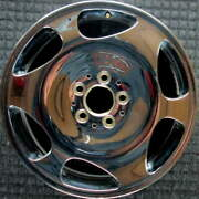 Mercedes-benz Cl600 Polished 18 Inch Oem Wheel 2003 To 2006