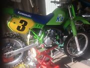 Kx 125 Evo 1989 Basic Resto After Being Raced Many New Parts Fitd Call Classic