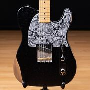 Fender Brad Paisley Esquire - Maple Black Sparkle Sn Mx20192135