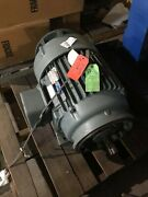 Rebuilt Delco Motor 50 Hp 1775 Rpm 3 Phase Double Shaft C-face Item 038