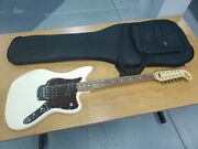 Fender Alternate Reality Electric Xii Mint Oly White With Hsc Included W/bin