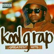 Kool G Rap - Greatest Hits Cd - 2002 Hard To Find - Mint Condition