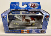 M2 Machines Detroit Muscle Release Fl01 1/64 1966 Ford Mustang Fastback Chase