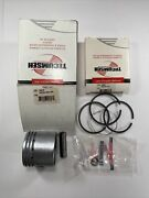 New Oem 34514 Tecumseh Piston With Rings And Pin Assy Nos