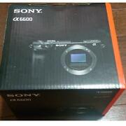 [new] Sony α6600 Ilce-6600 Body 24.2mp Digital Camera 4k Video From Japan 0318