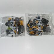 Lego 70010 Legends Of Chima Lion Chi Temple Extra Parts Sealed Bags 8 And 9