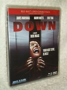 Down The Shaft Limited Edition Blu-ray/dvd, 2019 New Naomi Watts Horror