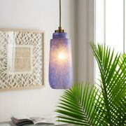 Surya - Drew Frosted Glass Pendant