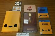 Enter The Gungeon Ammonomicon Bundle Special Reserve Games Srg Playstation Ps4