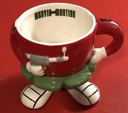 Marvin The Martian Space Jam Mug - Looney Tunes Six Flags Wb