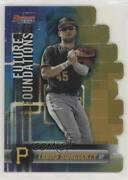 2019 Bowmanand039s Best Gold Refractor /50 Travis Swaggerty Ts