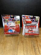 Disney Pixar Cars Tuners Wiki And Harumi New And Sealed 2014