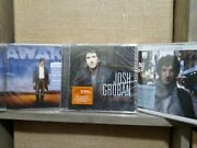 Josh Groban Lot Of 3 Cds Limited Edition Cd Brand New Sealed