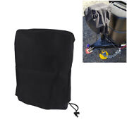 600d Electric Tongue Jack Protective Waterproof Cover For Outside Trailer Rv