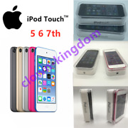 New Apple Ipod Touch 5th,6th,7th Generation16-32-64-128-256gbsealed,all Colors