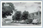 Ridgeville Maryland Main Street Coca Cola Sign Old Cars Mt Mount Airy Md 1940's