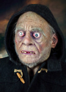 Silicone Mask Homer Halloween Masks Old Man Realistic, Halloween Hand Made