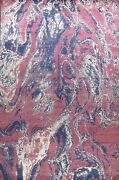 Wool/ Silk Modern Artistic Abstract Oriental Hand-knotted Large Area Rug 10and039x15and039