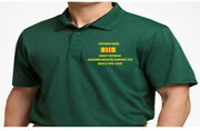 Leghorn Mission Support Laos Army Vietnamembroidered Polo Shirt/sweat/jacket.