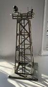 Early Lionel Post War 395 Floodlight Tower-